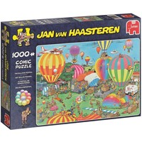 Puzzel Jan van Haasteren The Balloon Festival 1000 stukjes