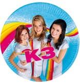 K3 K3 Bordjes - 8 stuks