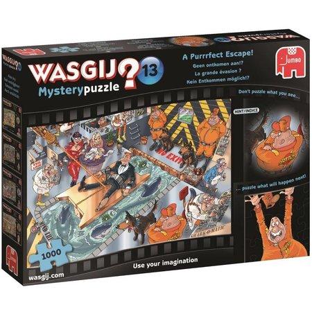WasGij Puzzel Wasgij Mystery 13 Escape 1000 stukjes