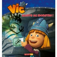 Vic le Viking Livre - Alerte au monstre