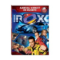 Fotoboek Rox aanval vanuit de ruimte