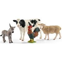 Schleich Starterset 42385 - Speelfigurenset - Farm World - 24,5 x 8,2 x 19 cm