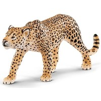 Schleich Luipaard 14748 - Speelfiguur - Wild Life - 12 x 2,5 x 5 cm