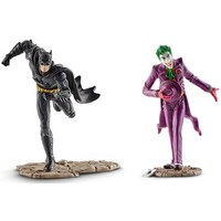 Schleich Scenery Pack Batman vs The Joker 22510