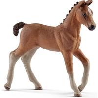 Schleich Hannoveraan veulen 13818 - Paard Speelfiguur - Horse Club - 8,3 x 2 x 8 cm