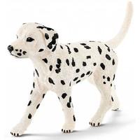 Schleich Dalmatiër Reu 16838 - Hond Speelfiguur - Farm World - 7,5 x 1,8 x 4,7 cm
