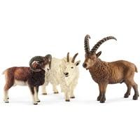Schleich Bergdieren 41459 - Speelfigurenset - Wild Life - 24,5 x 8,2 x 19 cm