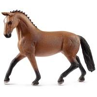 Schleich Hannoveraan merrie 13817 - Paard Speelfiguur - Horse Club - 14 x 3,5 x 10,7 cm