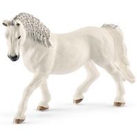 Schleich Lipizzaner merrie 13819 - Paard Speelfiguur - Horse Club - 14,8 x 3,9 x 9,9 cm