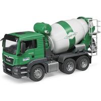 MAN TGS cement mixer Bruder