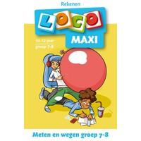 Meten en wegen groep 7-8 Loco Maxi