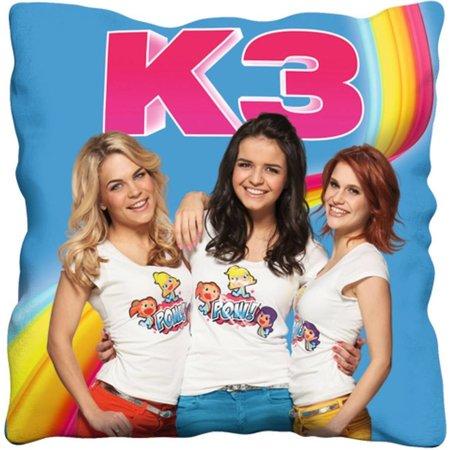 K3 K3 Kussen - 40x40 cm