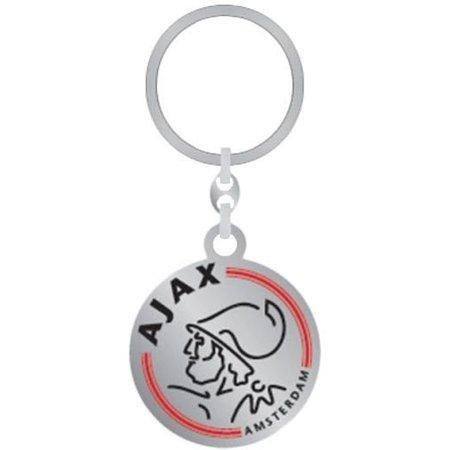 AJAX Amsterdam Sleutelhanger ajax metaal logo