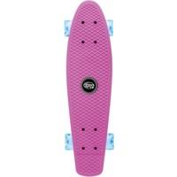Skateboard Osprey/Xootz LED roze 56 cm/ABEC5