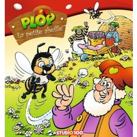 Plop Livre - La petite abeille