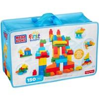 Bouwblokken met luxe tas Mega Bloks First Builders