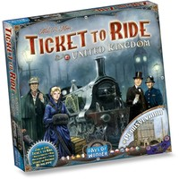 Ticket to Ride: UK/Pennsylvania