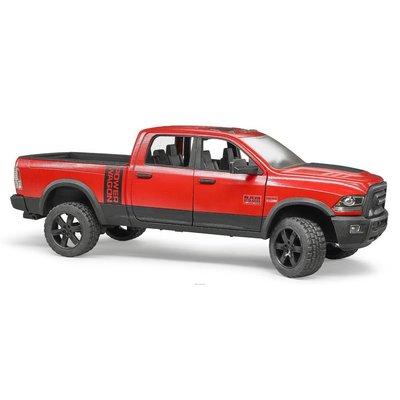 Bruder Dodge Ram 2500 Bruder
