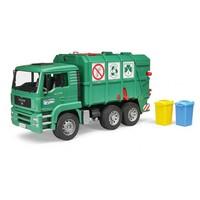 MAN TGA vuilniswagen Bruder