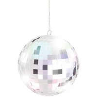 Spiegelbol Party FunLights 15 cm