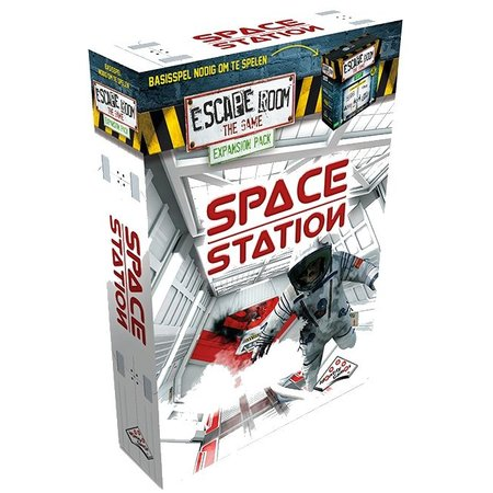 Identity Games Escape Room The Game expansion - Space Station