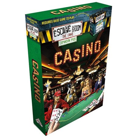 Identity Games Escape Room The Game expansion - Casino