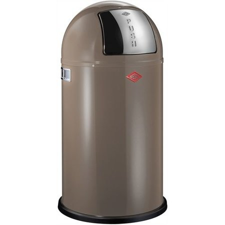 Wesco Wesco Pushboy Warm Grijs 50 liter