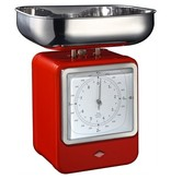 Wesco Wesco Keukenweegschaal Rood