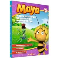Maya de Bij Boek - 3 Bijzondere avonturen vol. 3