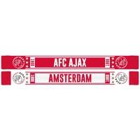 AJAX Amsterdam Sjaal ajax rood/wit AFC 1900