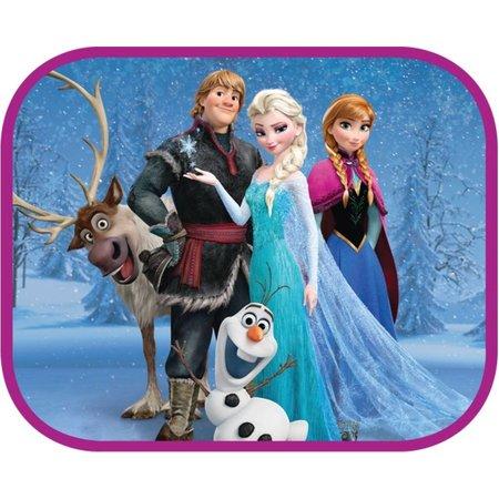 Frozen Zonneschermen Frozen 2 stuks