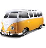 Auldey Auto RC Auldey 110 Volkswagen Bus T1 oranje/wit
