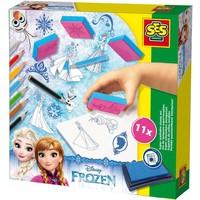 Stempelset SES Frozen