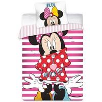 Dekbedovertrek Minnie Mouse LOL 140x200/70x80 cm