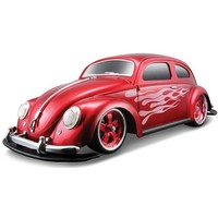 Auto RC Auldey 110 Volkswagen Kever rood