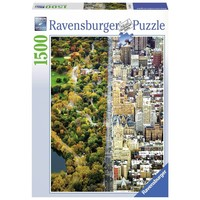 Puzzel Central Park New York 1500 stukjes
