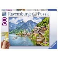 Puzzel Hallstatt Oostenrijk 500 stukjes