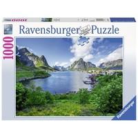Puzzel Lofoten Harbour 1000 stukjes