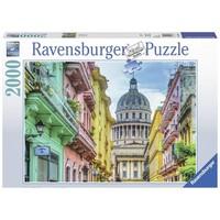 Puzzel Cuba 2000 stukjes
