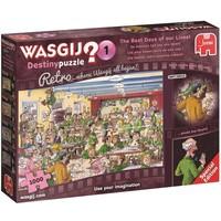 Puzzel Wasgij Retro Destiny 01 1000 stukjes