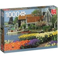 Puzzel Zaanse Schans 1000 stukjes