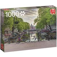 Puzzel Amsterdam de Waag 1000 stukjes