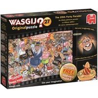 Puzzel Wasgij Original 27 Jubileum 2x1000 stukjes