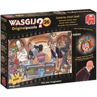 Puzzel Wasgij Original 26 Meester Koks 1000 stukjes