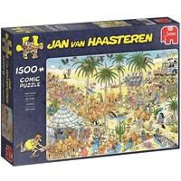 Puzzel Jan van Haasteren De Oase 1500 stukjes