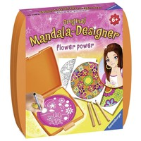 Mandala Designer Mini: Flower power