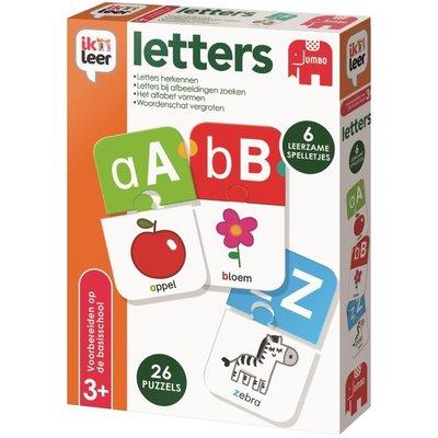 Jumbo Ik leer: Letters