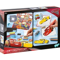 Creativity Set Cars 3 ToTum 2 in 1