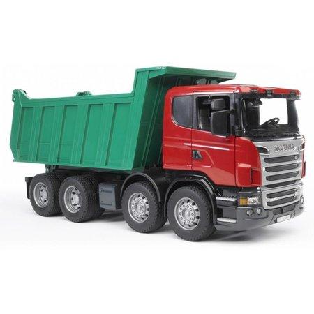 Bruder Bruder Scania R Vrachtwagen Met Kiepbak 03550