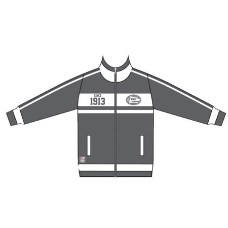 PSV Eindhoven Track jacket psv antraciet: since 1913 maat M